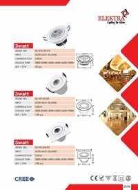 LED Spot Light-3W