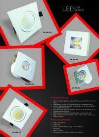 LED COB Downlights