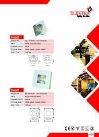 LED COB Series-1W,3W