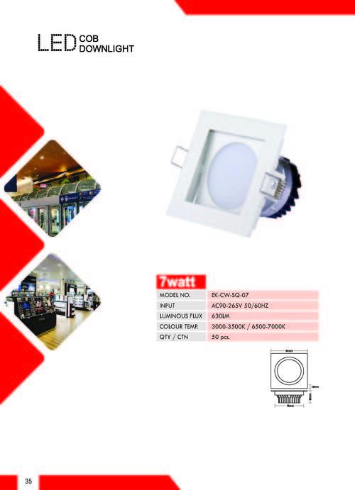 LED Ceiling Light-7W