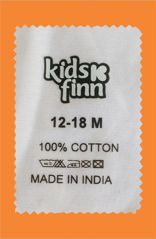Heat Transfer Garment Labels