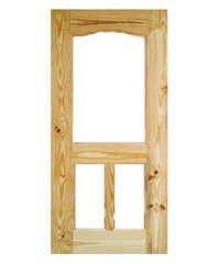 Glass Wooden Front Doors