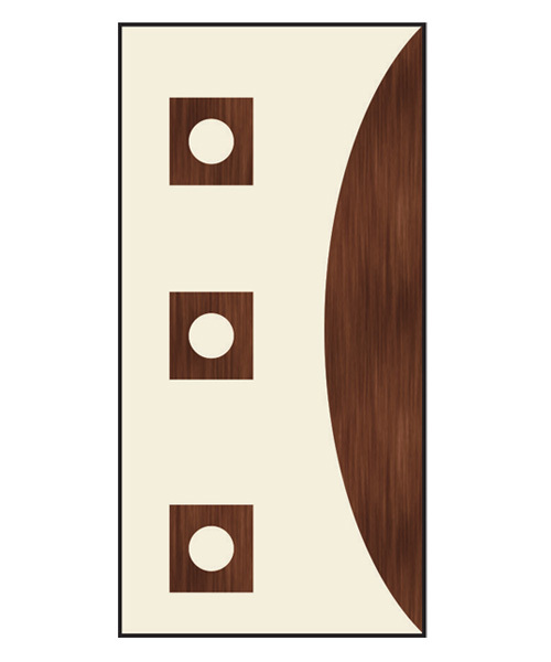 High Pressure Decorative Laminate Doors