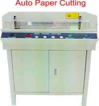 Auto Paper Cutting