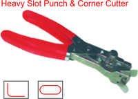 Heavy Handled solt &  Corner Cutter
