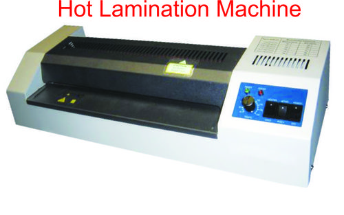 A/3 Lamination machine