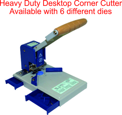Heavy Duty Desktop Corner Cutter