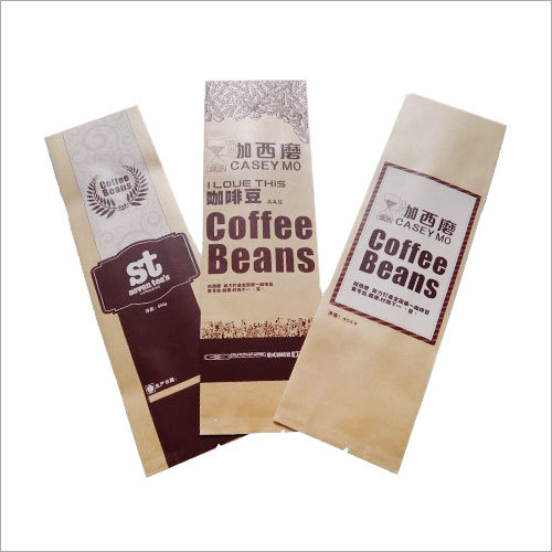Printing Coffee Valve Bags