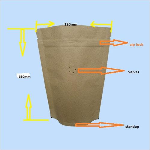 Laminate Kraft Aluminium Foil Bag