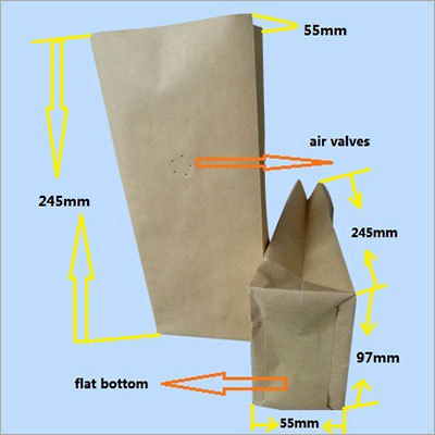 Coffee Valve Bag