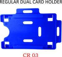 REGILAR DUAL CARD HOLDER