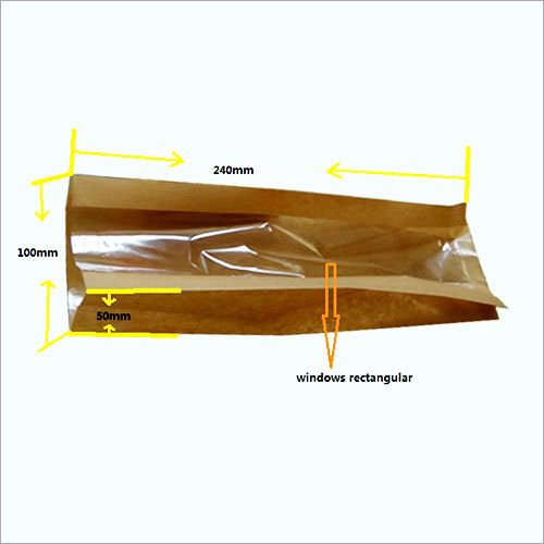 Window Bread Bag
