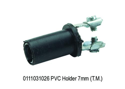 PVC Holder 7mm (T.M.)
