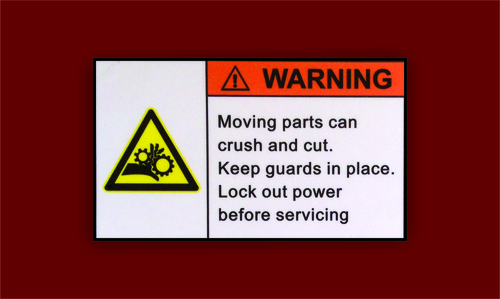 Safety Stickers 8