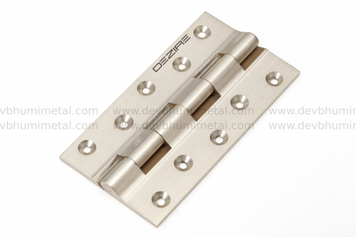 3/16 (4.6mm) Brass Railway Hinges