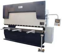 Hydraulic NC Press Brake Machines
