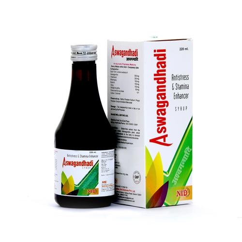 Ayurvedic Ashwagandha Syrup