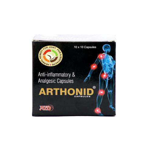 Arthonid Capsule