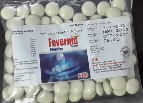 Fevernid Tablet