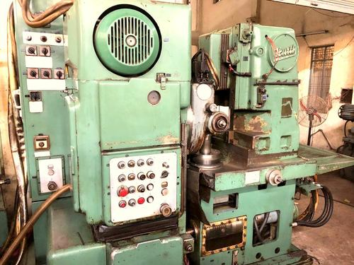 Hurth WF10 Gear Hobbing Machine