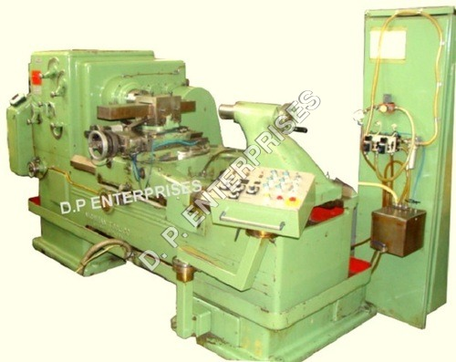 Gear Relieving Machine