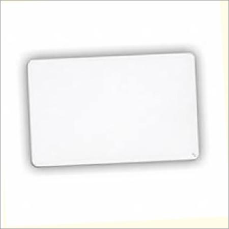 Rf White Card