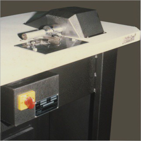 Strap Folding Machine