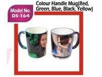 Colour Handle Mug
