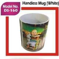 Handless Mug(White)