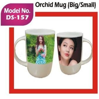Orchid Mug(Big & Small)