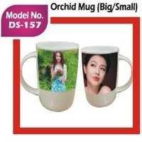 Orchid Mug(Big & Small)