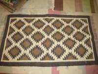 Indian Handmade Multi Color Rug