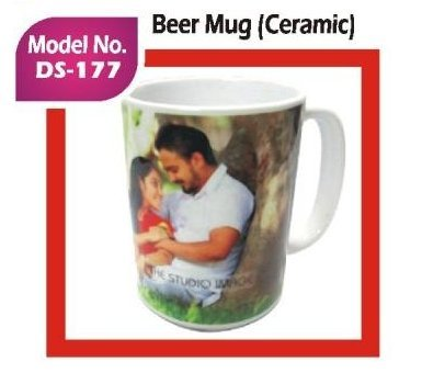 Beer Mug(Ceramic)