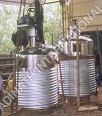 Pharmaceutical Preparation Vessel