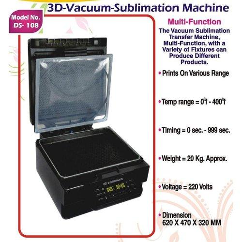 Sublimation Machines