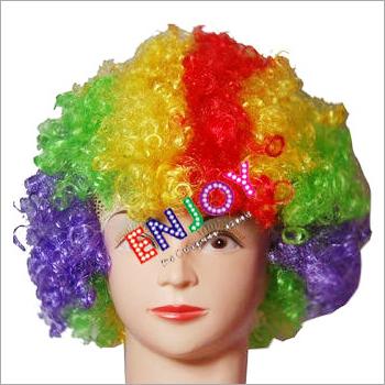 Birthday Colorful Wig