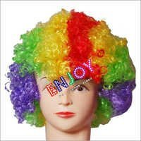 Birthday Colorful Wig