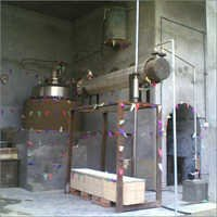 Crude Pine Resin Distillation Plant