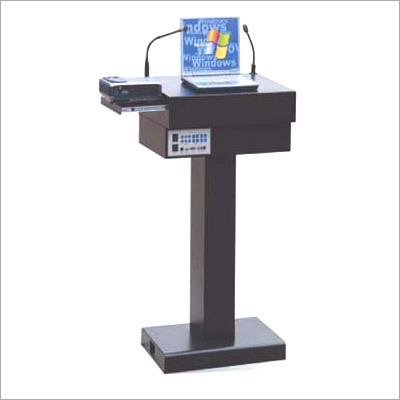 Computer Podium Desk