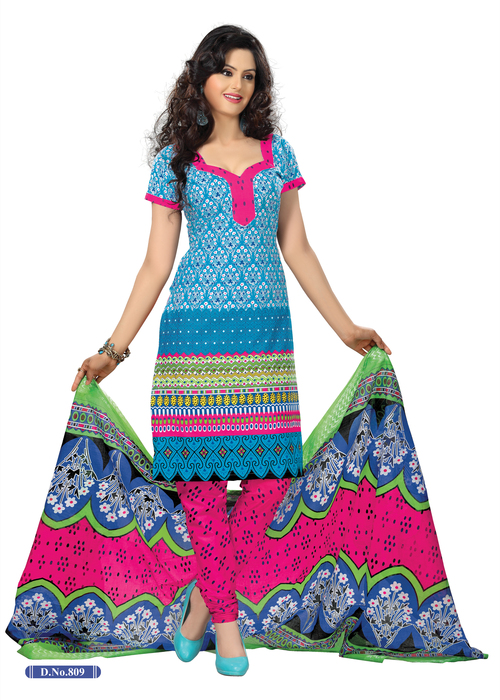 Sober Cotton Salwar Suit