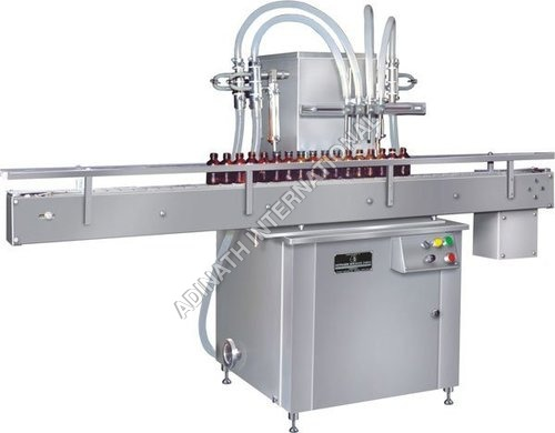 Plastic/Glass Bottle Filling Machine