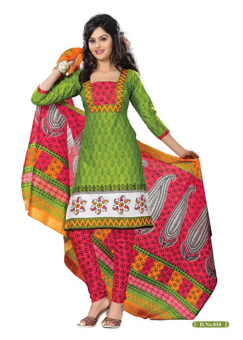 Festivalize Cotton Salwar Suit