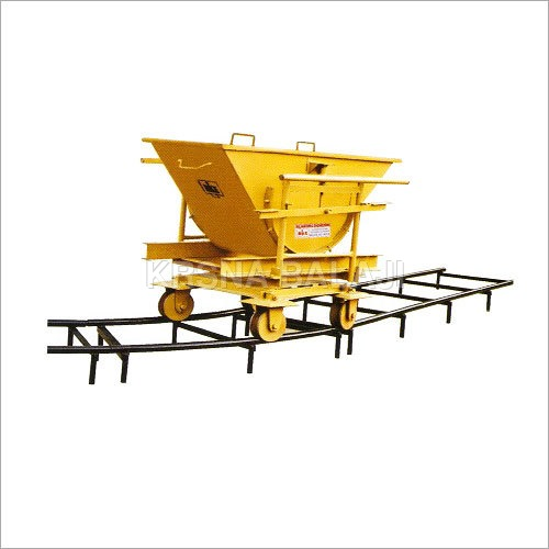 Concrete Slab Trolley