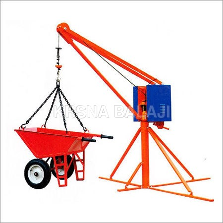 Three Phase Winch