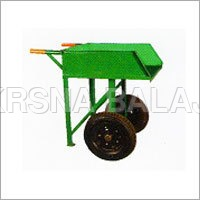 Wheel Barrow for Hollow Block