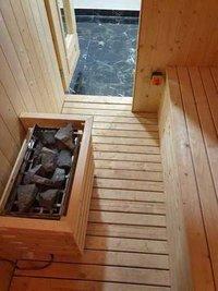 Sauna Heater Capacity 12k.w