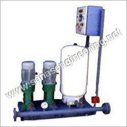 Hydro Pneumatic Pump