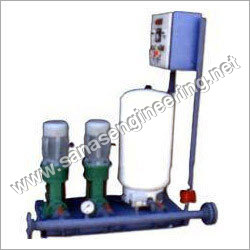 Hydro Pneumatic Water Supply System