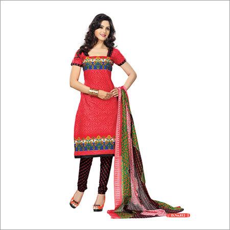 Partywear Cotton Salwar Suit