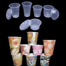 NEW DESIGN PLASTIC CUP BOWL PP HIP EPS ETC URGENT SALE